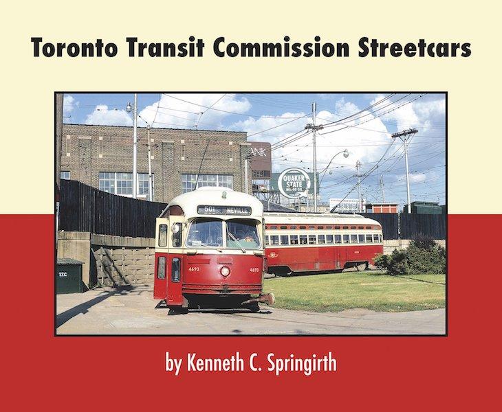 Toronto Transit Commission Streetcars