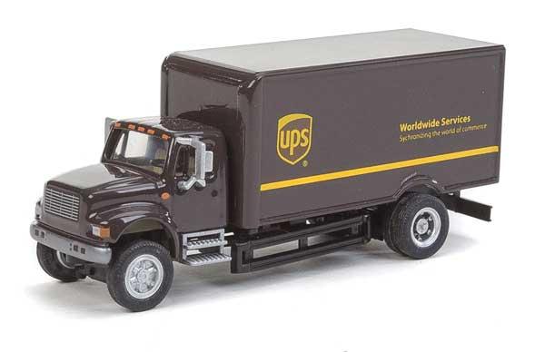 UPS Exclusive H0
