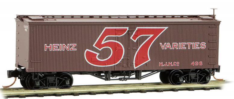 Heinz Series #4