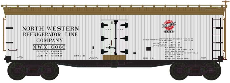 NWX / North Western Reefer Line