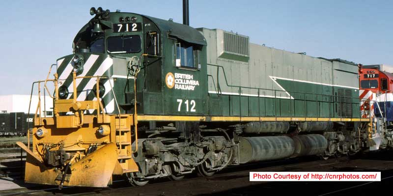 British Columbia Railway