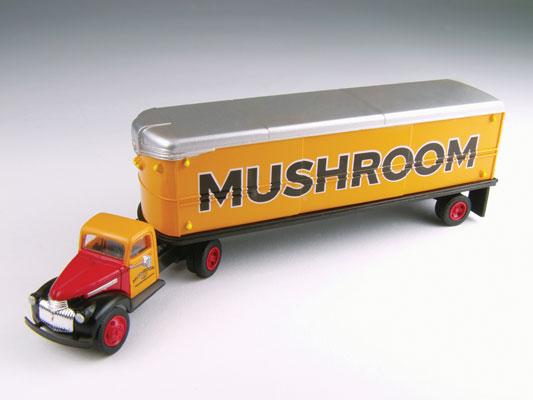 Mushroom Freight