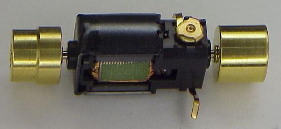 Motor 6-axle units