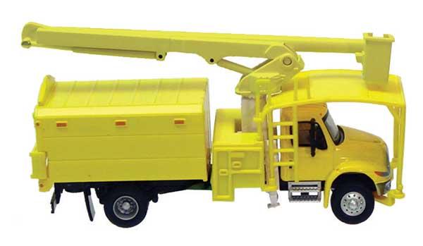 Intl. 4300 2-axle Tree Trimmer