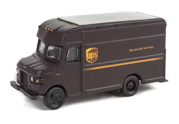 UPS, new UPS logo