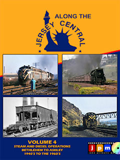 Steam & Diesel Operations 1940s to 1960s