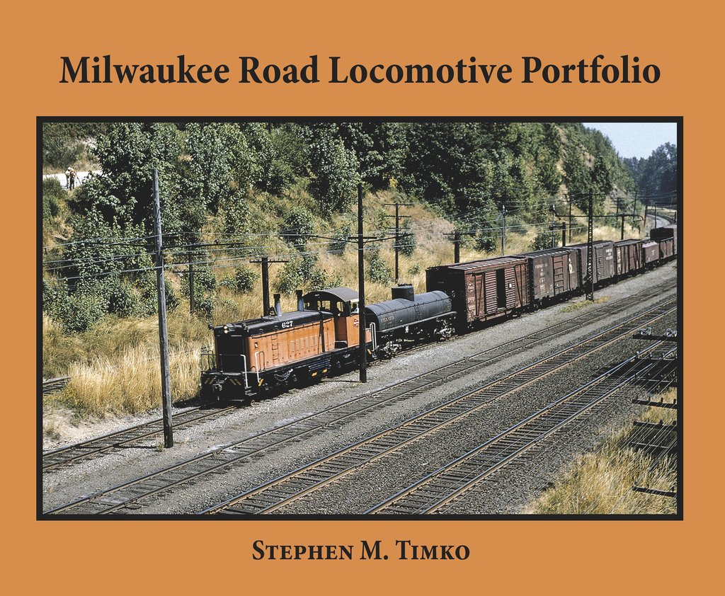 Milwaukee Road Locomotive Portfolio