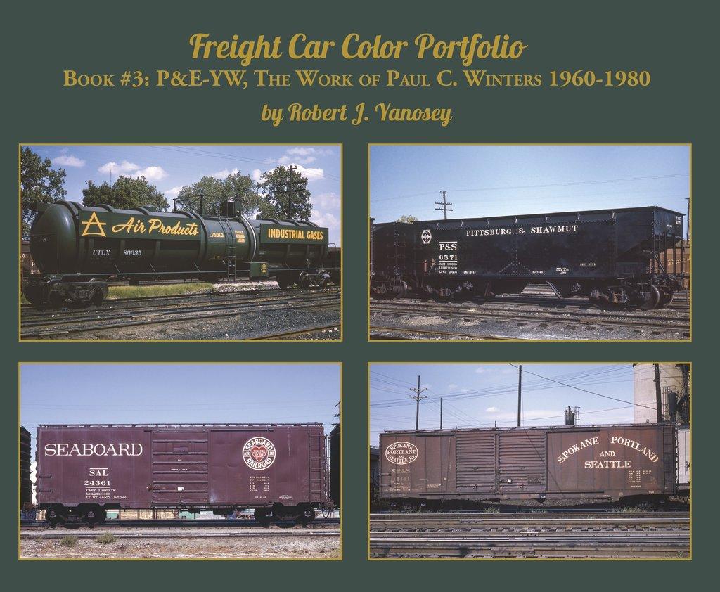 Freight Car Portfolio #3