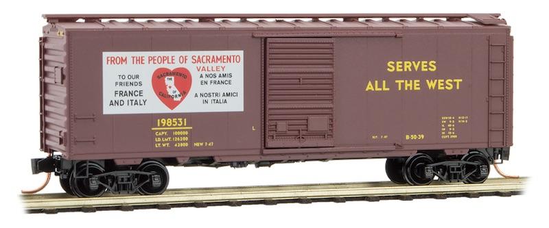 Union Pacific [Sacramento]