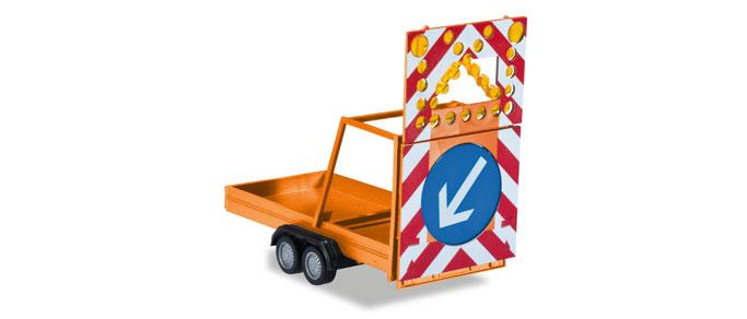 Verkehrssicherungs-Anhänger