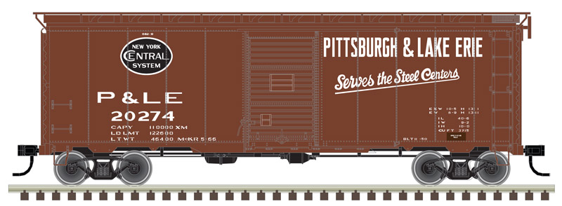Pittsburgh & Lake Erie