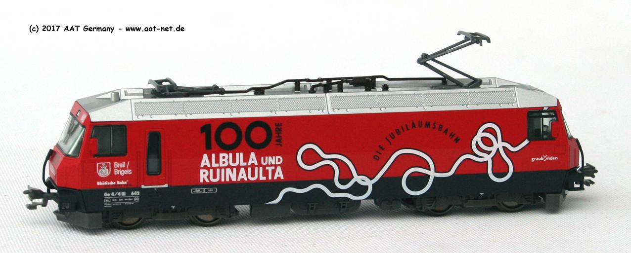 "RhB ""Albula und Ruinaulta"""