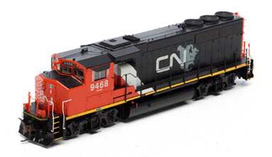 EMD GP40-2L/W