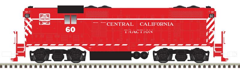 Central California Traction
