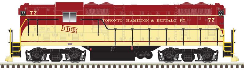 Toronto Hamilton & Buffalo