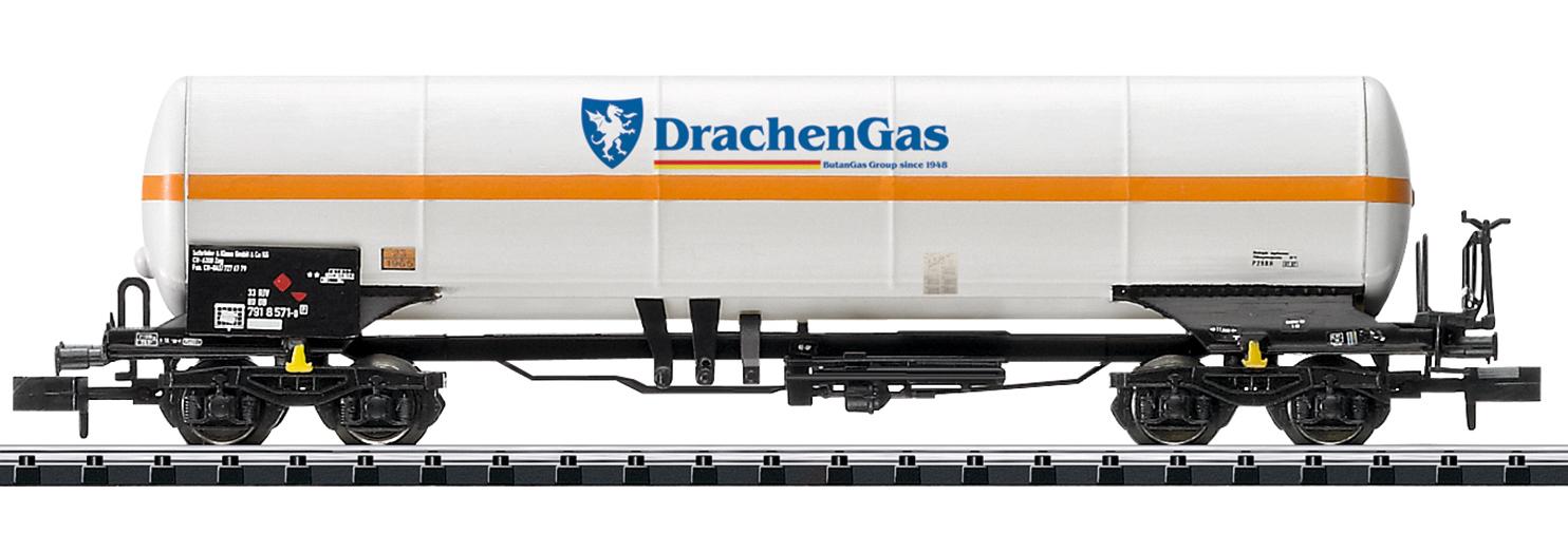 DB AG / DrachenGas