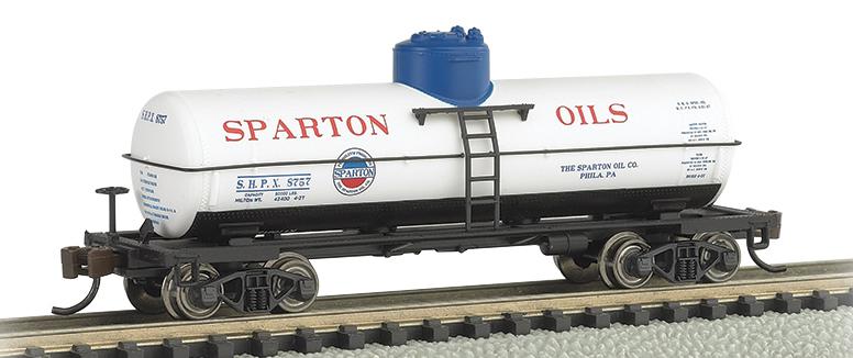 Sparton Oil