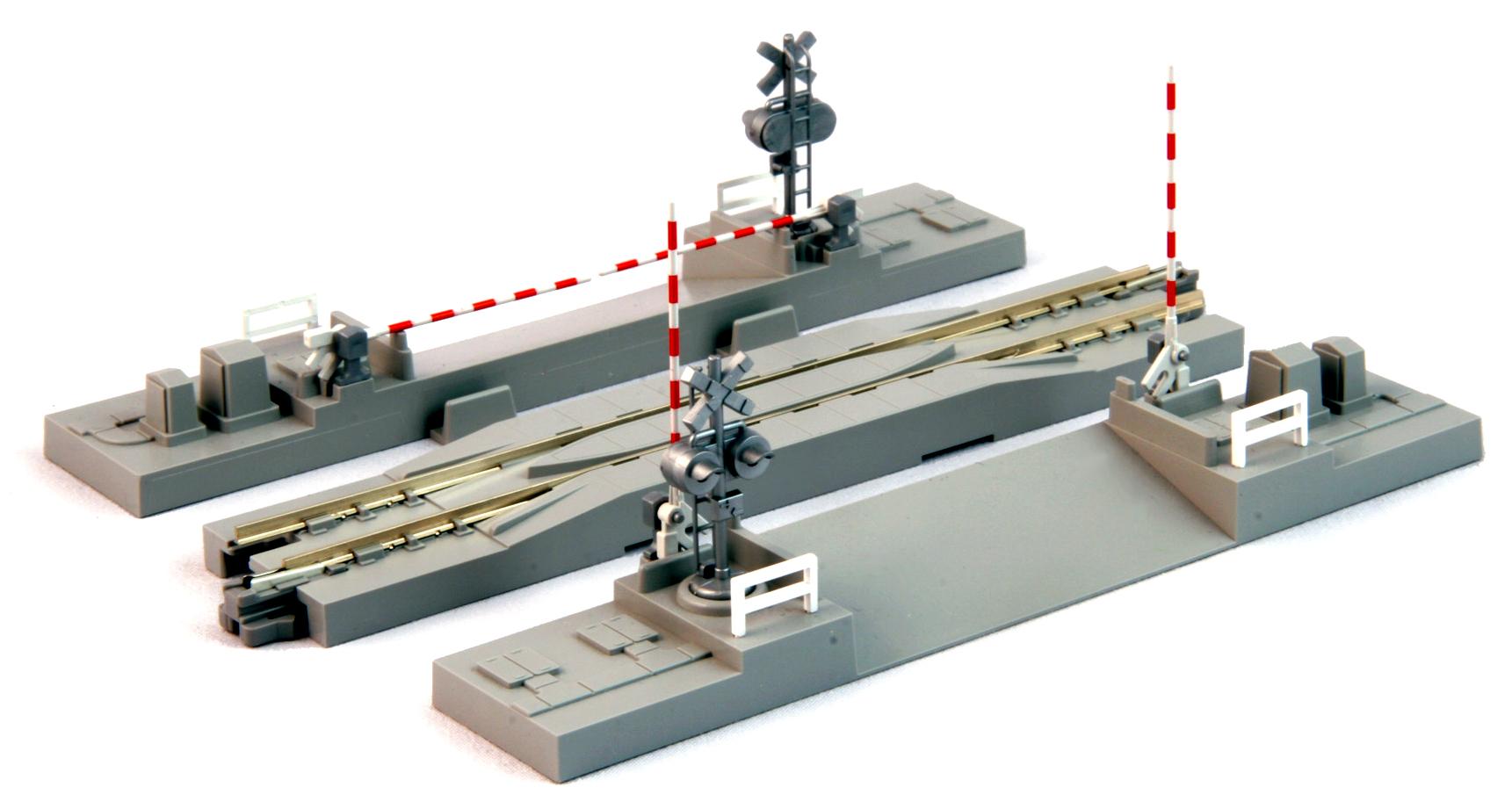 Crossing Gate & Rerailer Track