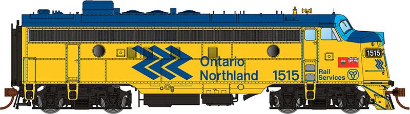 Ontario Northland [Chevron]