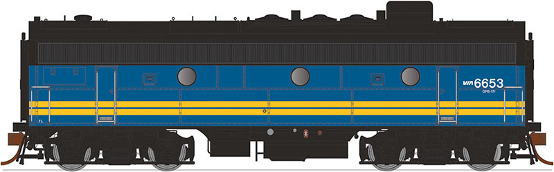 VIA Rail Canada (exCP)