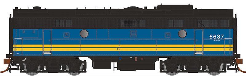 VIA Rail Canada (exCN)