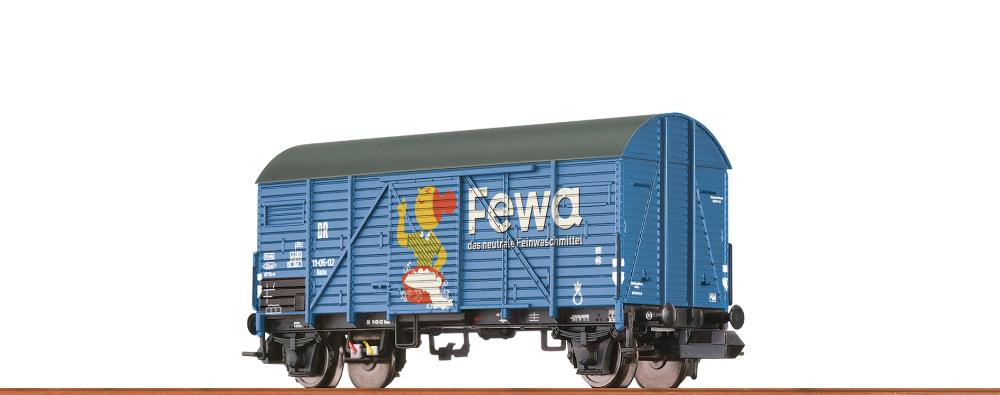 DR / Fewa