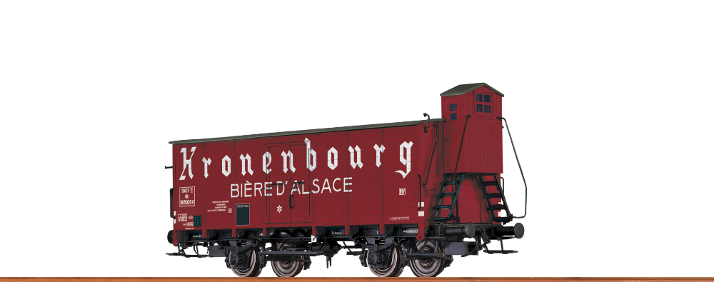 SNCF / Kronenbourg