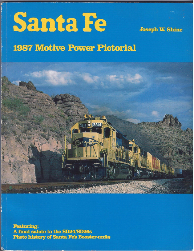Santa Fe Motive Power 1987 (Shine)