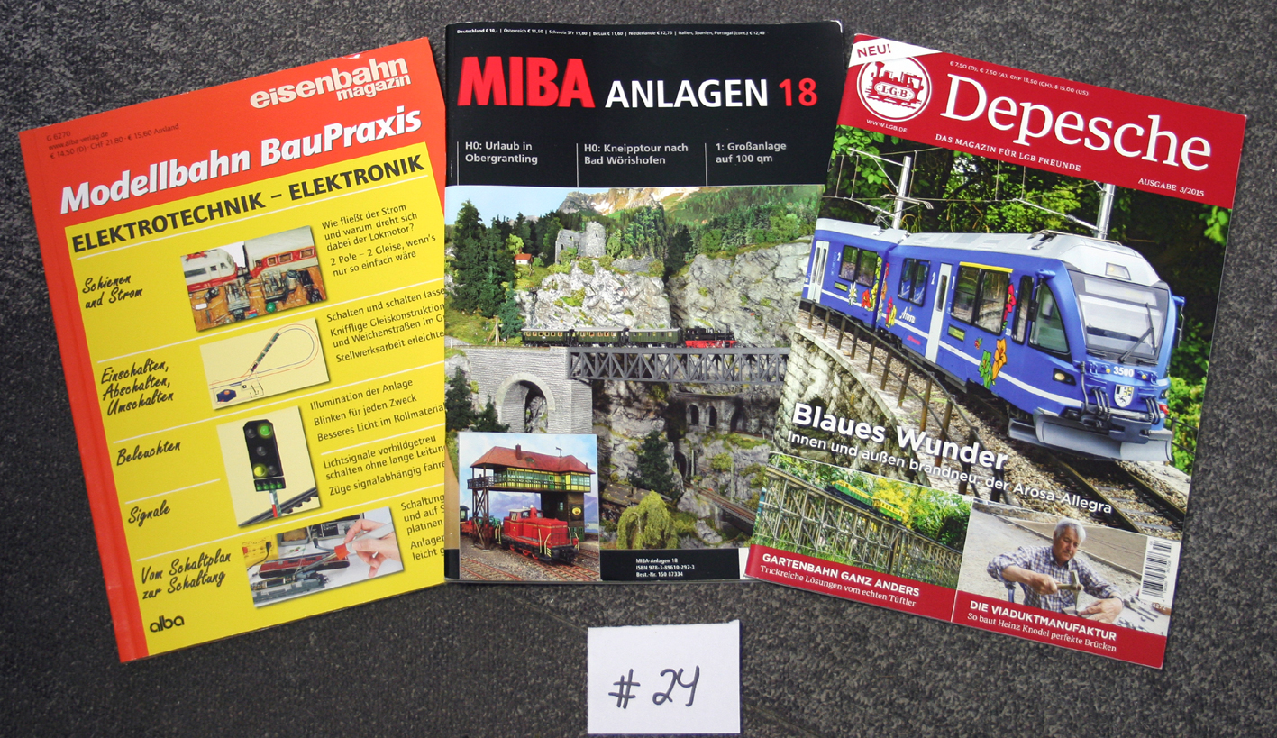 D / EU Magazine