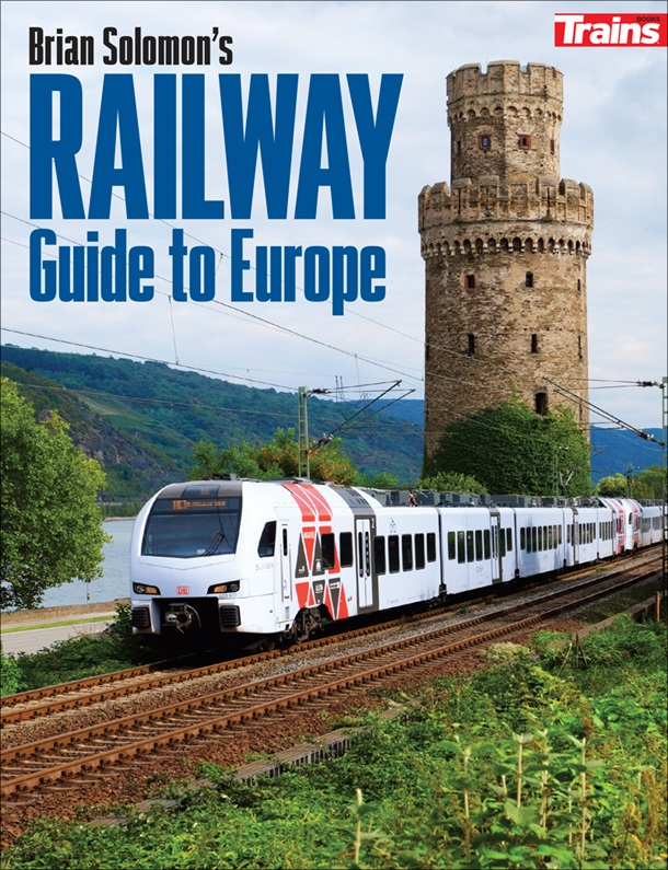 Railway Guide to Europe