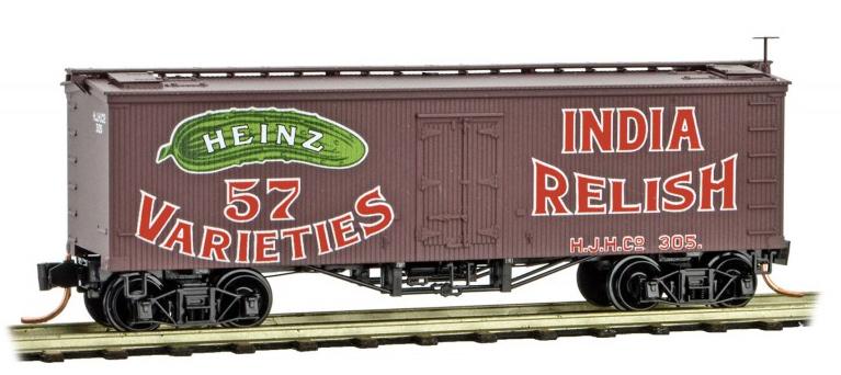 Heinz Series #7