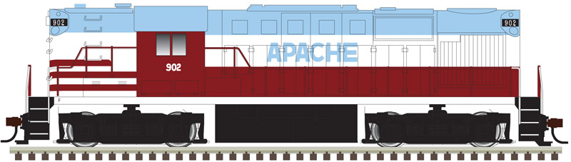 Apache Railway