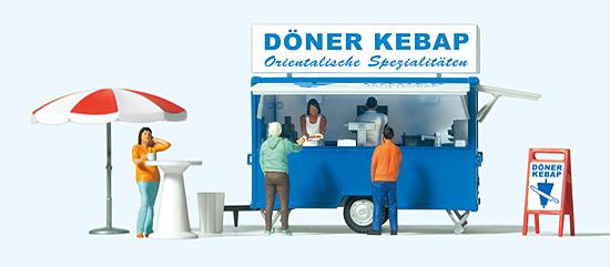 Verkaufswagen Döner Kebap