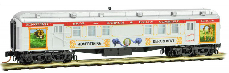 Ringling Bros. Ad Car #4