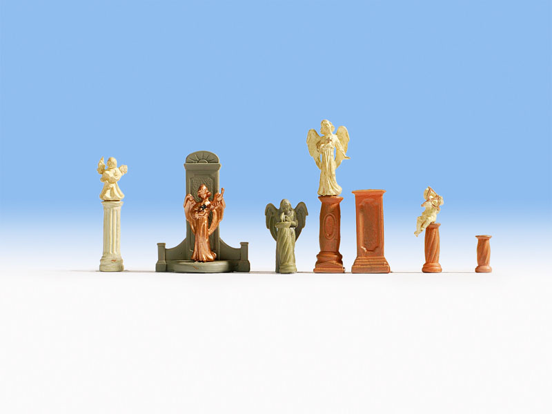 Grabmäler & Statuen