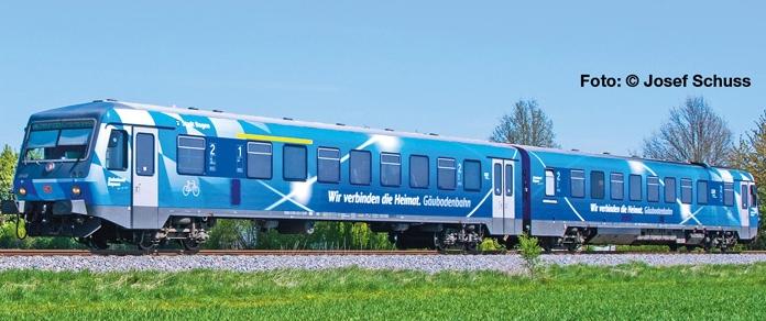 """DB AG """"Gäubodenbahn"""""""