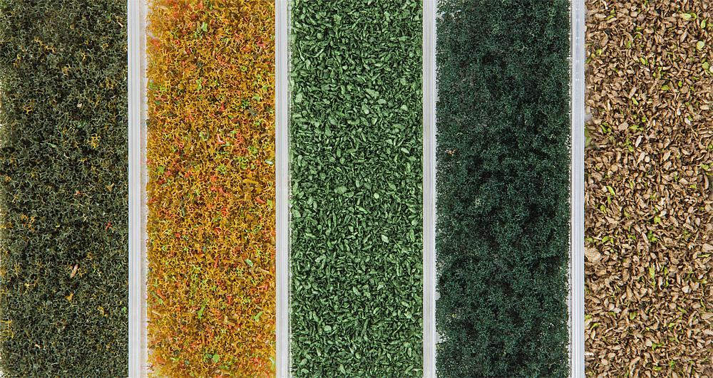 Belaubungsmaterial Herbst-Mix
