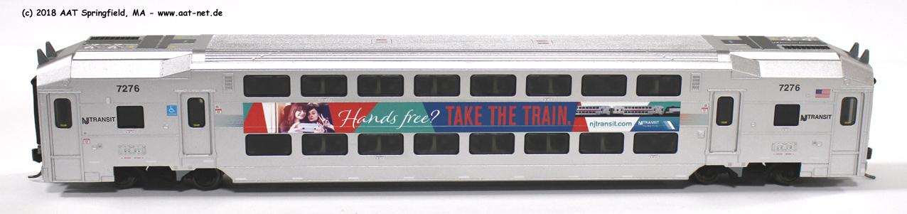 NJ Transit [Hands Free]