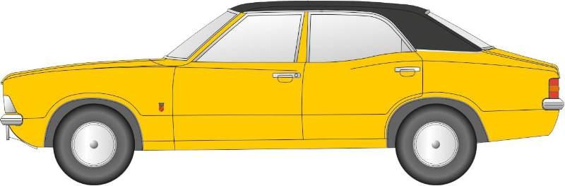 Ford Cortina Mk III