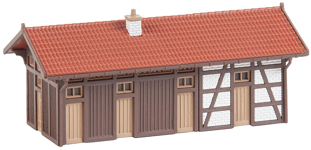 Toilettenhaus