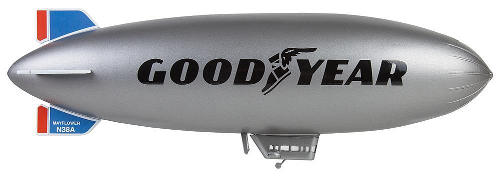 """Luftschiff """"Goodyear"""""""