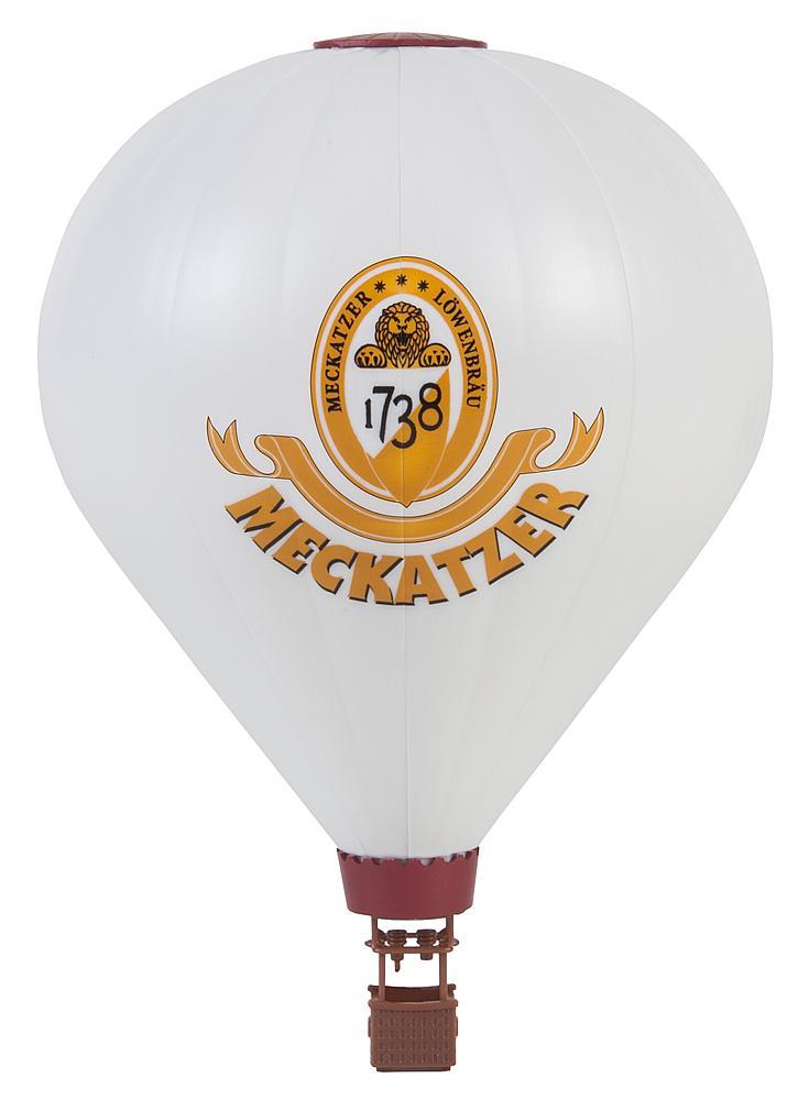 """Heißluftballon """"Meckatzer"""""""