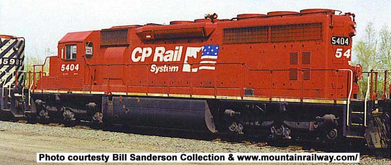 CP Rail (exQNSL)