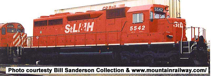 St. Lawrence & Hudson