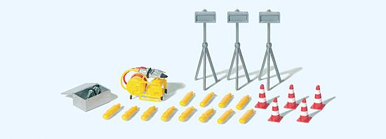 Hydraulikaggregat, Schere & Spreizer