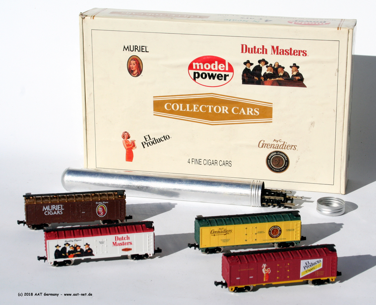4 famous cigar brands