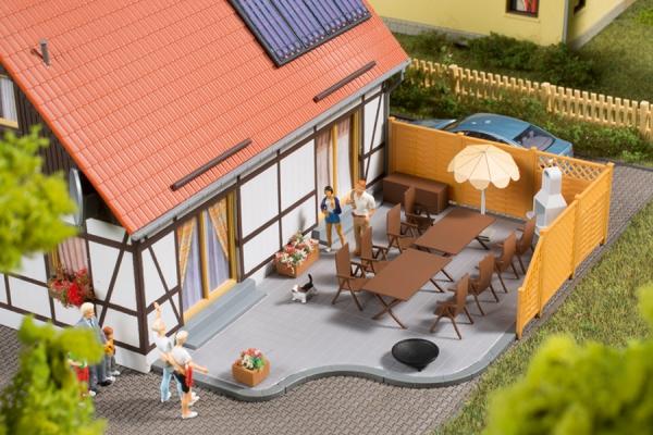 Terrassenausstattung