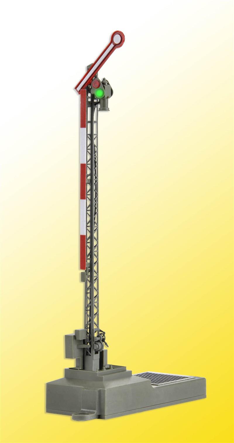 einflügelig, Höhe 72mm