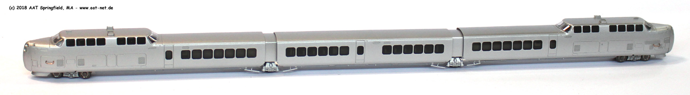 pre-production model
