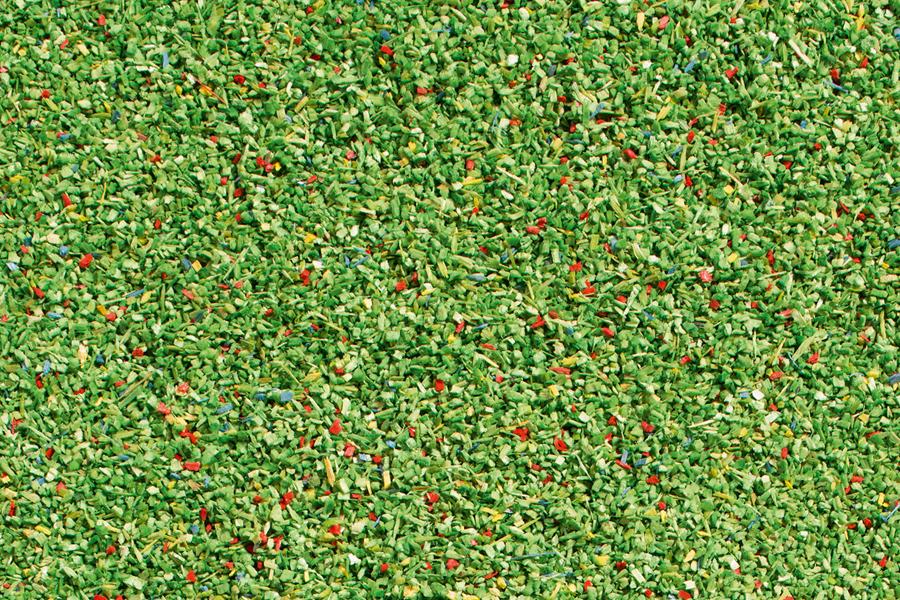 Streumaterial Wiese hellgrün